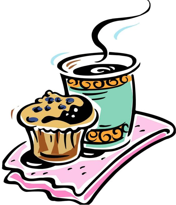 Free Coffee Hour Clipart.