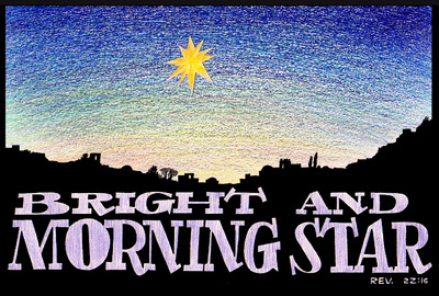 Good morning star clipart.