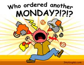 Watch more like Not Monday Clip Art.