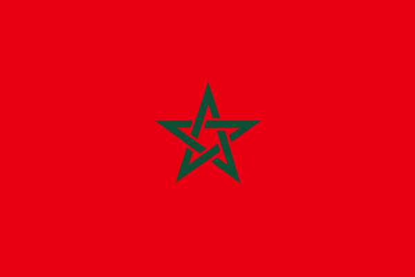 Flag Of Morocco Clip Art at Clker.com.