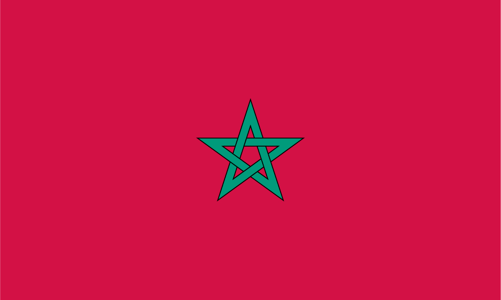 Morocco Flag Pictures.