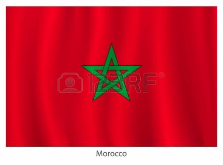 2,649 Morocco Flag Stock Vector Illustration And Royalty Free.