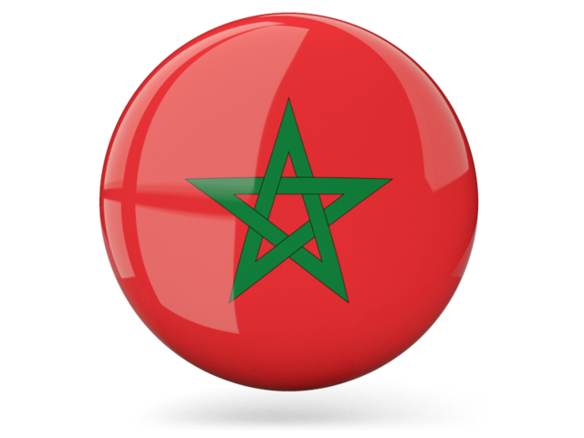 Download Morocco Flag PNG Picture.