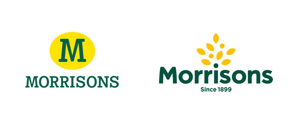 Brand New: New Logo for Morrisons.