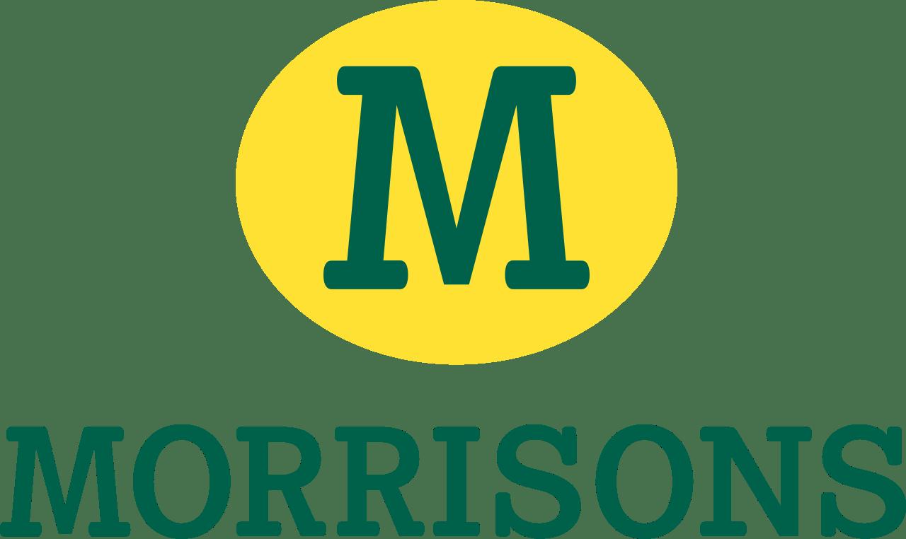 Morrisons Logo transparent PNG.
