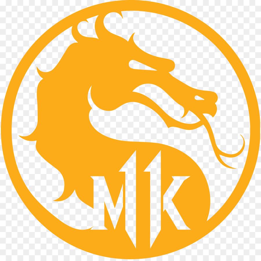Mortal Kombat X Logo png download.