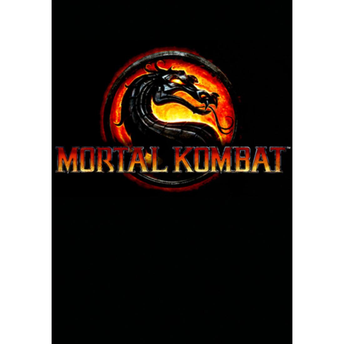 MORTAL KOMBAT Logo T.