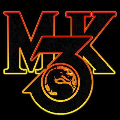 Mortal Kombat 3 Font (@mk3font).