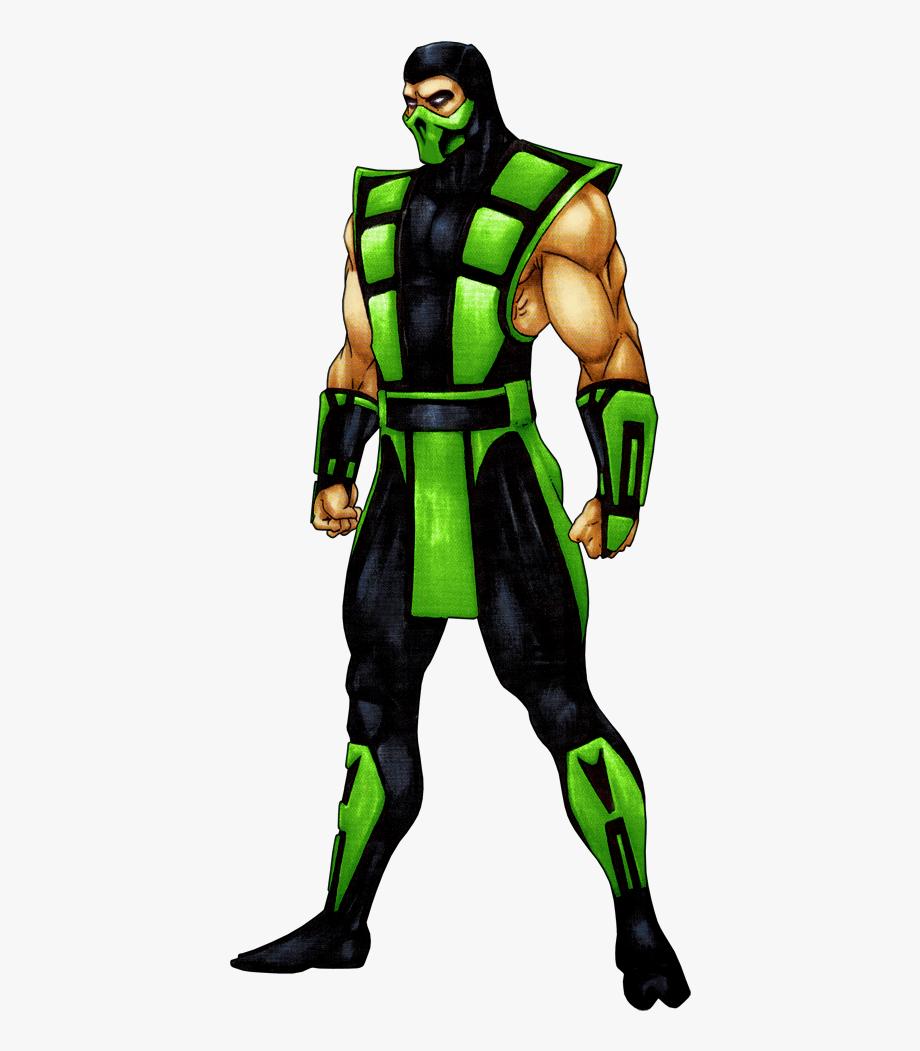 Scorpion Ultimate Mortal Kombat 3 Clipart , Png Download.