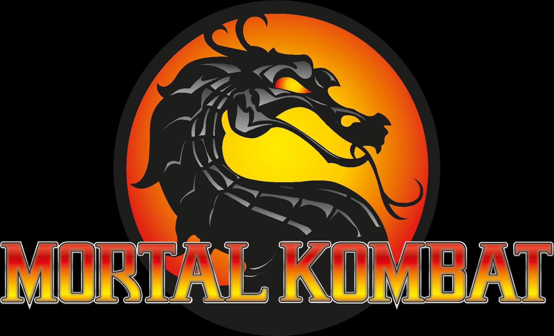 Download Mortal Kombat Logo Png, Transparent Png.