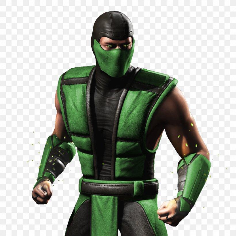 Mortal Kombat X Scorpion Mileena Sub.