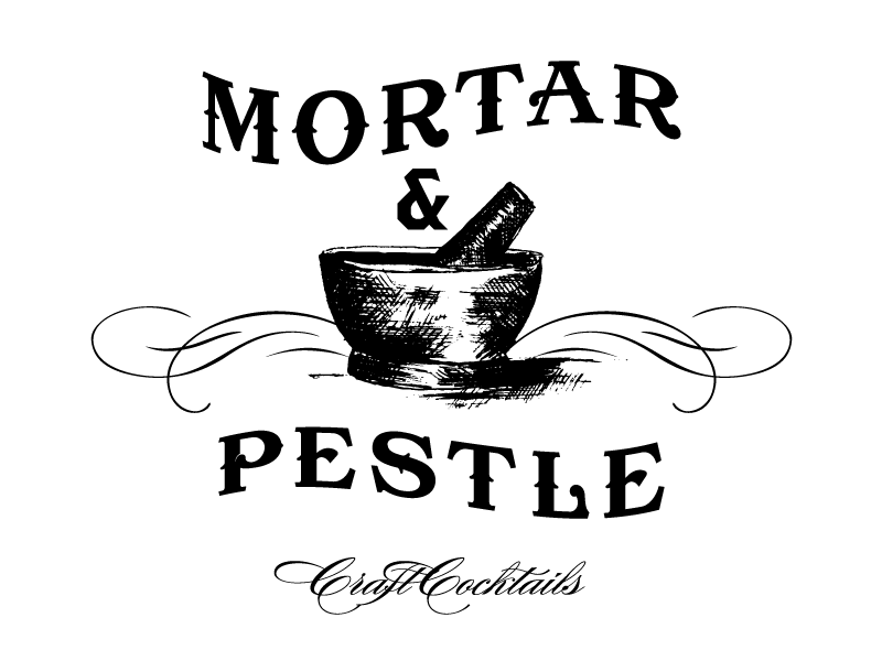 Mortar & Pestle Logo by Nicole LaFave on Dribbble.