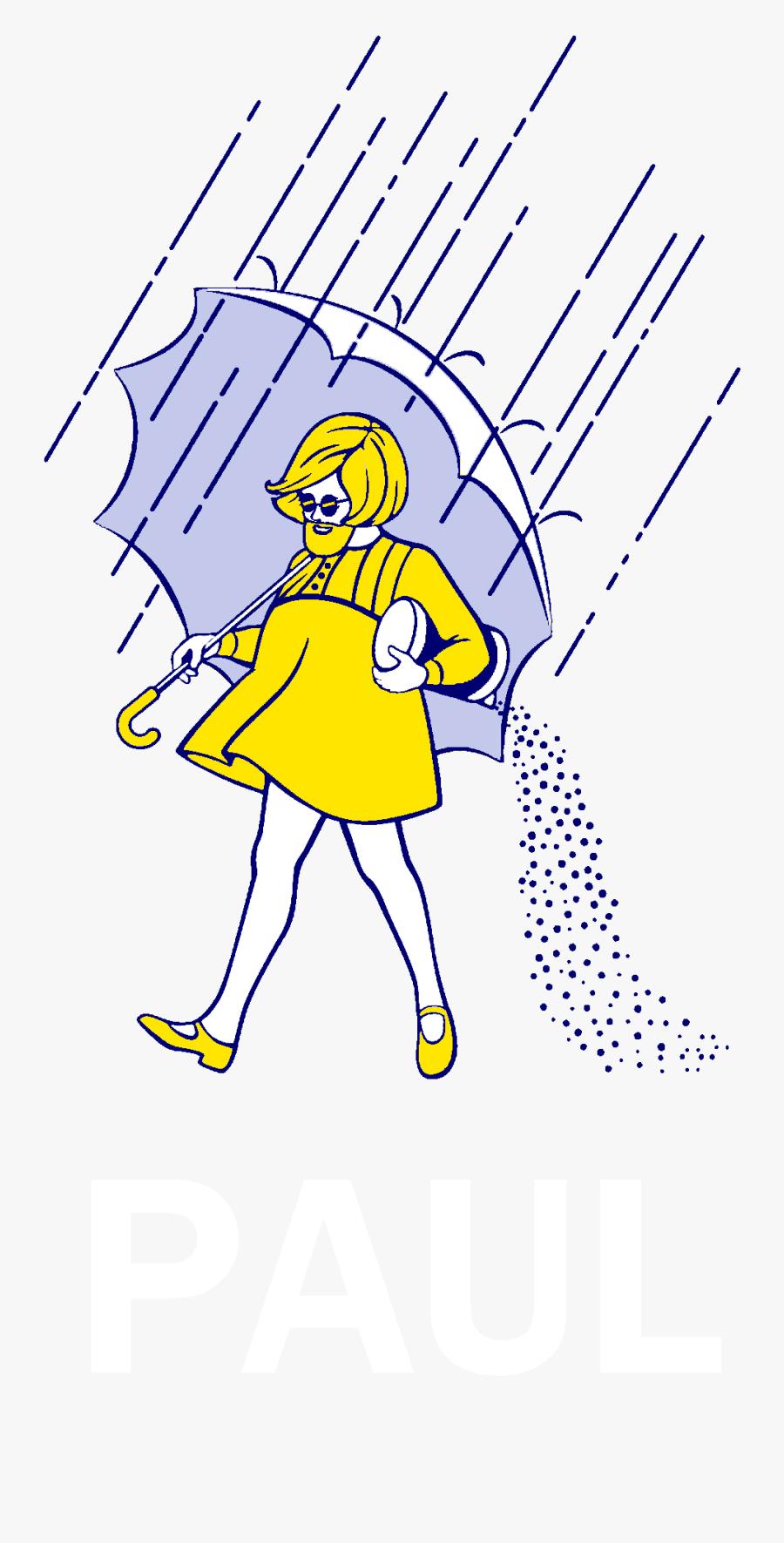 Morton Salt Girl Transparent & Png Clipart Free Download.