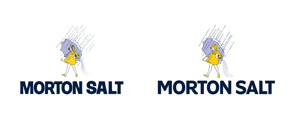 Brand New: New Logo for Morton Salt by Addison & Pause for.