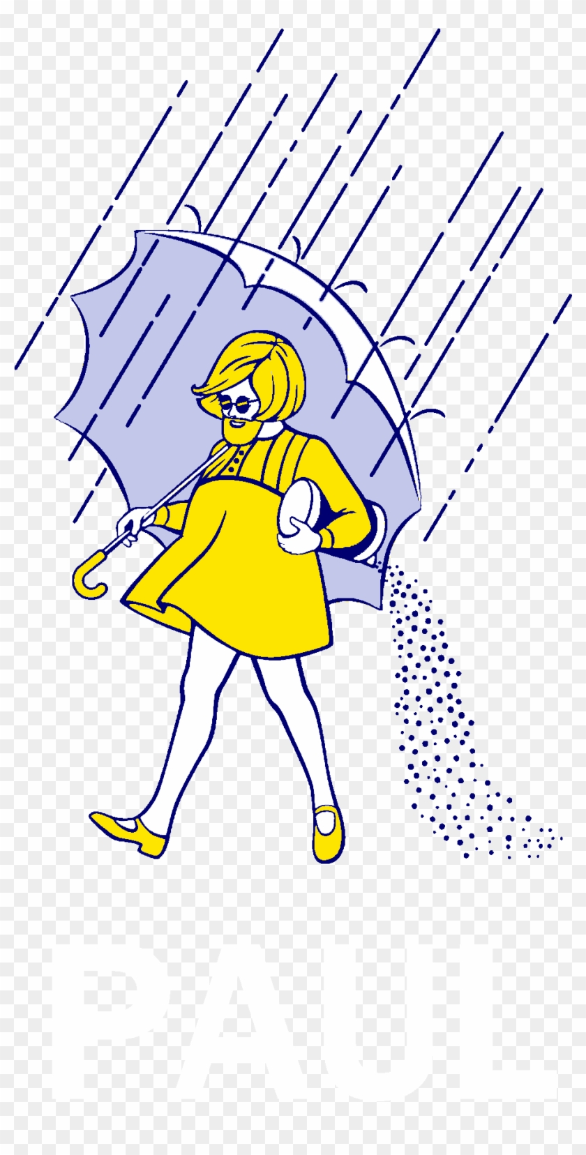 Morton Salt Girl Png.