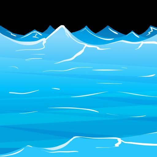Wave Cartoon clipart.