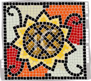 Mosaic Clipart.