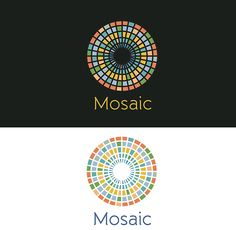 41 Best Mosaic logos images.