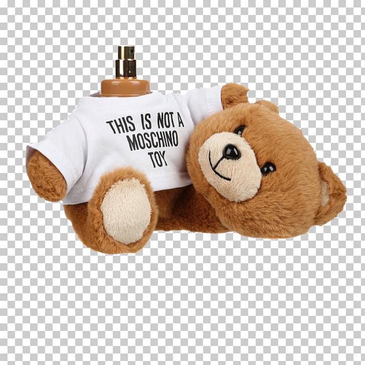 Moschino Perfume Eau de toilette Cheap and Chic Bear.