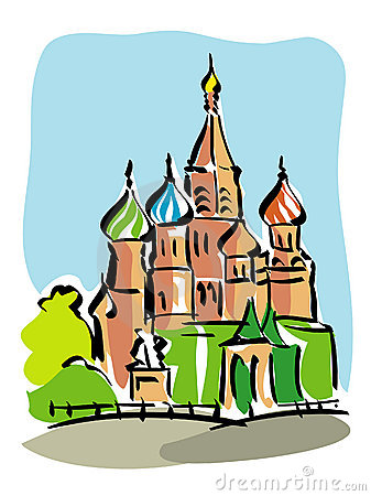Moscow Clip Art.