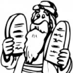 Moses Clip Art Free.