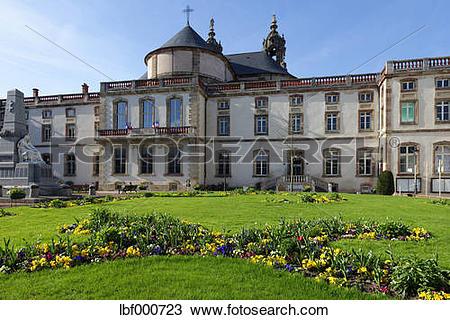 Stock Photo of France, Lorraine, Meurthe.