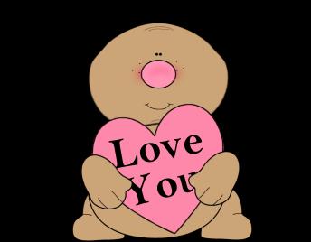 Valentine Clip Art For Kids.