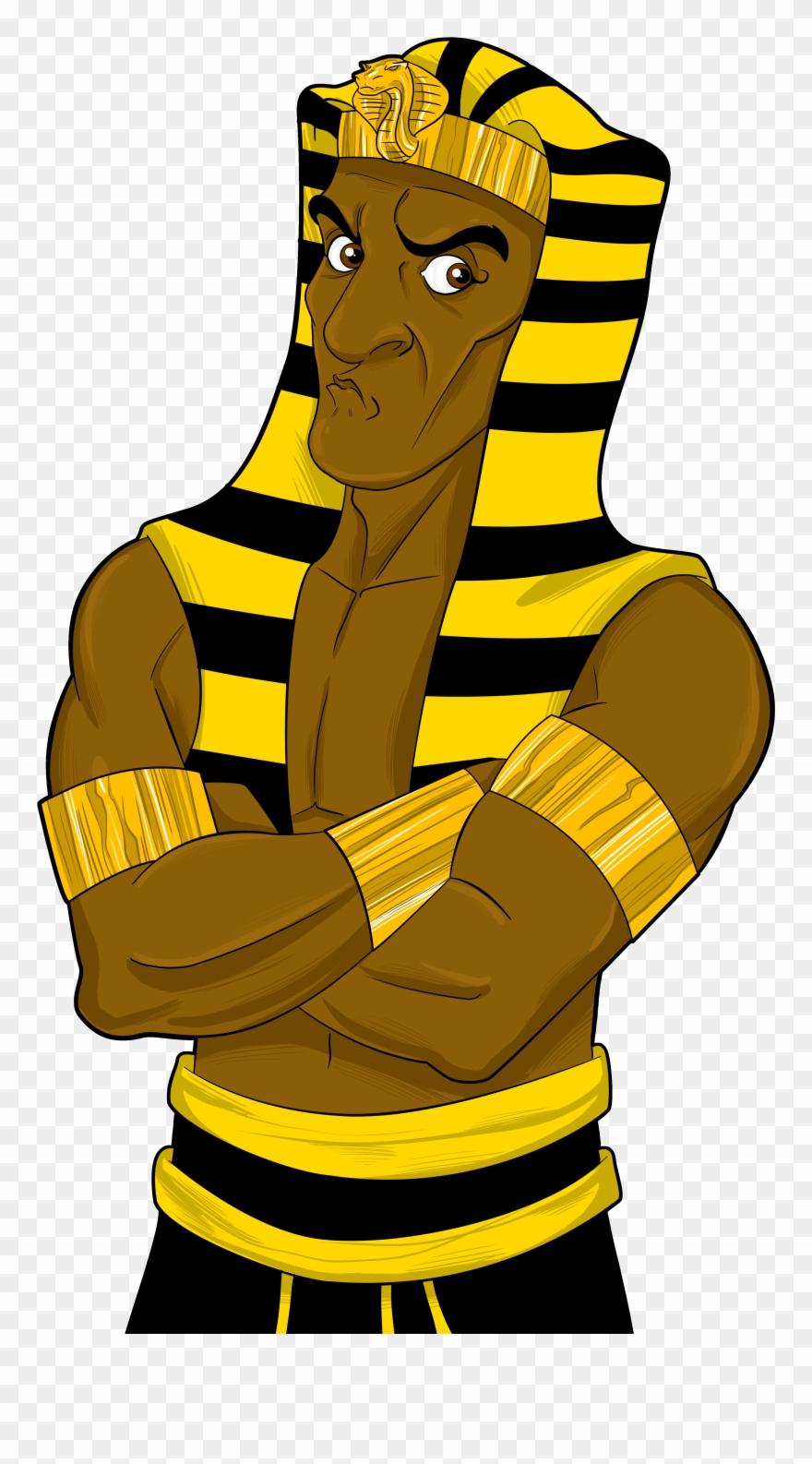 Pharaoh, King Of Egypt.