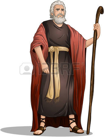 557 Moses Stock Vector Illustration And Royalty Free Moses Clipart.
