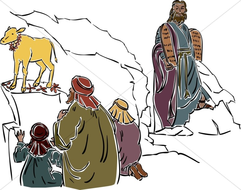 Moses Clipart, Moses Graphics, Moses Images.