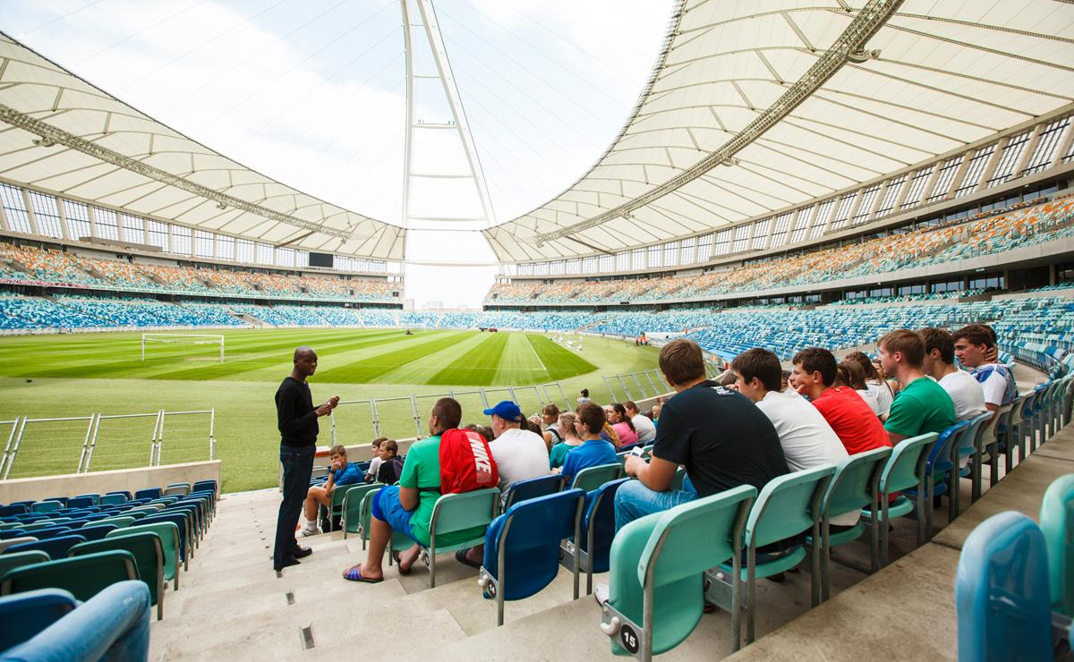Stadium Tours.