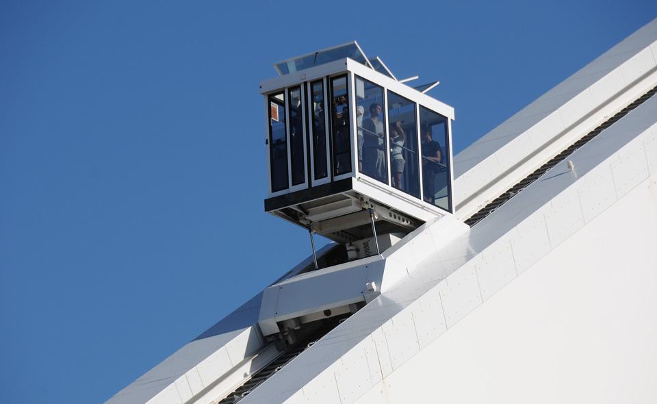 SkyCar & Viewing Platform.