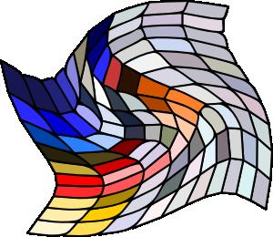 Algebraic Mosaic Clip Art at Clker.com.