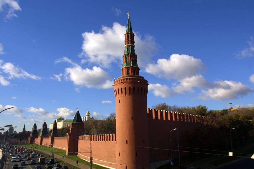 Beklemishevskaya Tower. Attractions — Moscow Travel Guide.