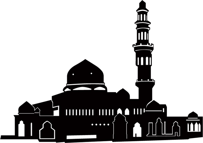 Mosque Clipart Page 1.