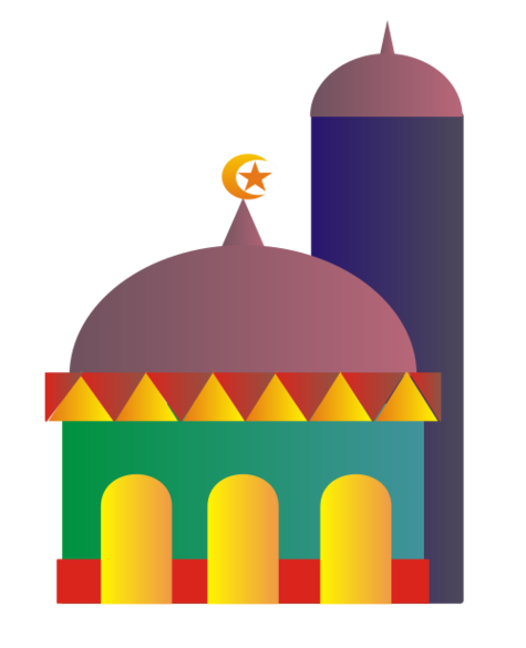 Mosque Clipart Images.
