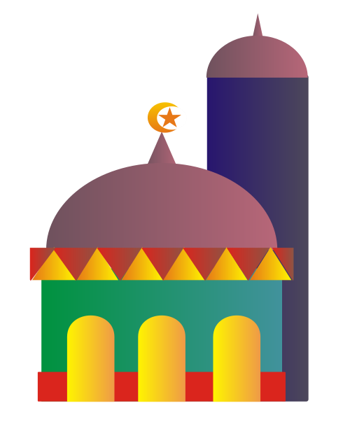 Mosque Clipart.