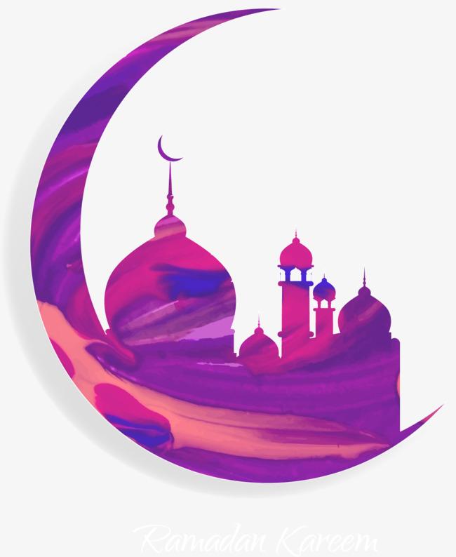 Mosque Clipart Design Vector Image.