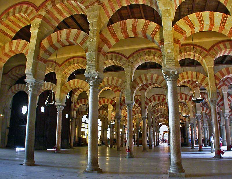 Great Mosque of Cordoba.