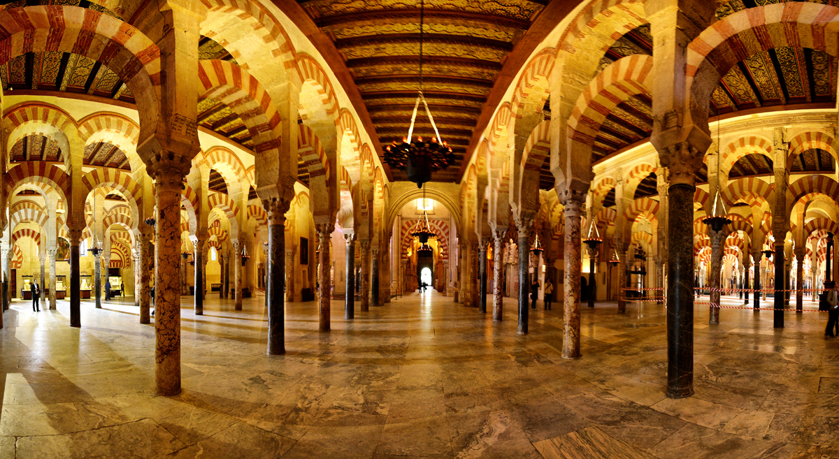 Great Mosque of Córdoba (987), Spain: Architecture, History.