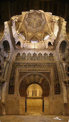The Great Mosque of Cordoba (article).
