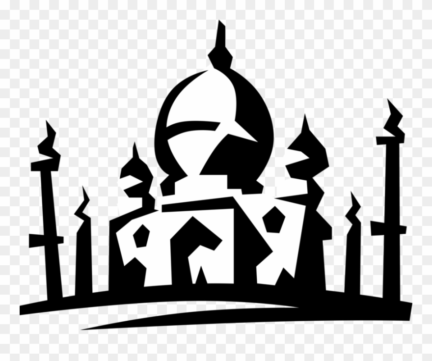Vector Illustration Of Mosque Place Of Worship For.