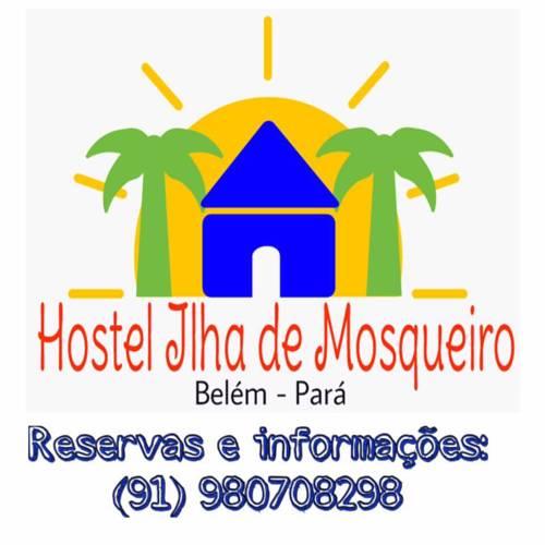 Hostel Ilha de Mosqueiro, Brazil.