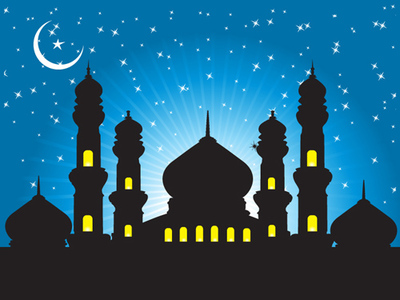 Mosque Clip Art, Vector Mosque.