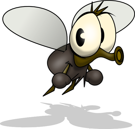 Free to Use & Public Domain Mosquito Clip Art.
