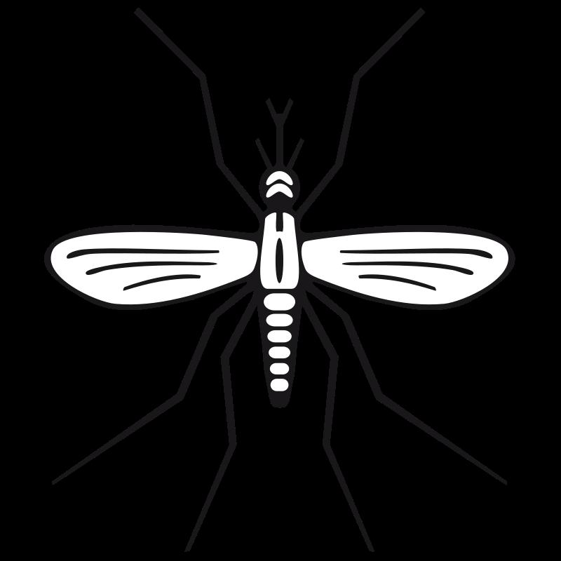 Mosquito Clip Art, Mosquito Free Clipart.