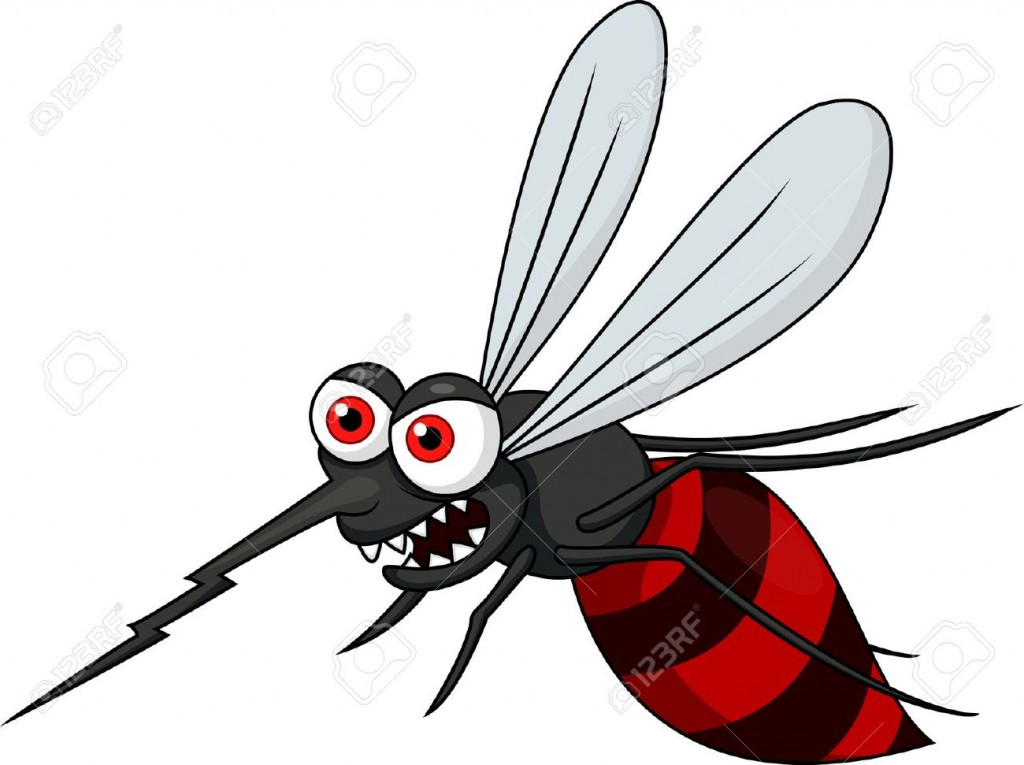 Mosquito clipart images.