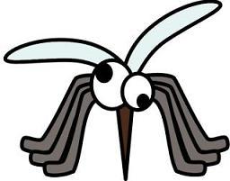 Mosquito Clip Art Images.