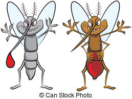 Mosquitoes Clip Art and Stock Illustrations. 394 Mosquitoes EPS.