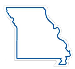 Missouri Clipart.